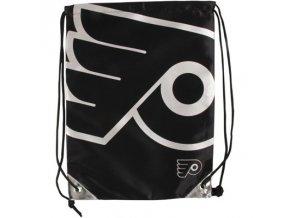 NHL vak Philadelphia Flyers Metallic Drawstring
