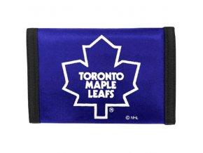 Peněženka - Nylon Trifold - Toronto Maple Leafs