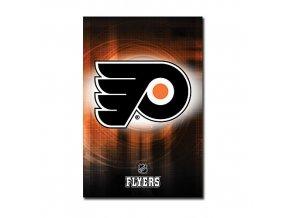 Plakát - Philadelphia Flyers Team Logo