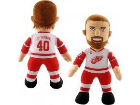 Plyšový hráč - Detroit Red Wings Henrik Zetterberg
