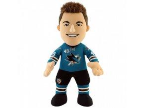 Plyšový hráč Tomáš Hertl San Jose Sharks