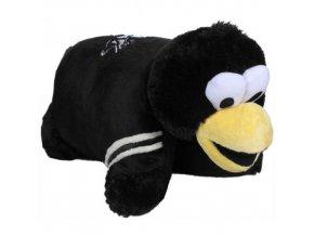 Plyšový maskot - polštář - Pittsburgh Penguins