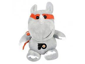 Plyšový superhrdina Philadelphia Flyers - Nosorožec