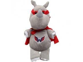 Plyšový superhrdina Washington Capitals - Nosorožec