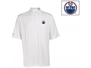Polo - Exceed - Edmonton Oilers - bílé