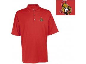 Polo - Exceed - Ottawa Senators - červené