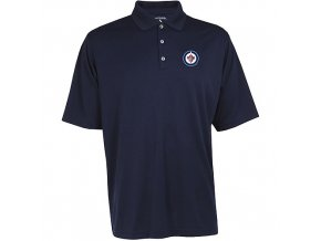 Polo - Exceed - Winnipeg Jets - modré