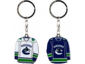Přívěšek - Jersey - Vancouver Canucks - 2 kusy