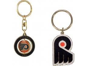 Přívěšek - Philadelphia Flyers - 2 kusy