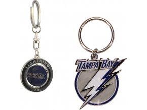 Přívěšek - Tampa Bay Lightning - 2 kusy