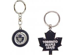 Přívěšek - Toronto Maple Leafs - 2 kusy