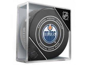 Puk Edmonton Oilers Official Game Puck