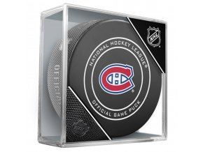 Puk Montreal Canadiens Official Game Puck