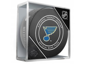 Puk St. Louis Blues Official Game Puck