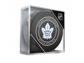 Puk Toronto Maple Leafs Official Game Puck