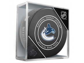 Puk Vancouver Canucks Official Game Puck