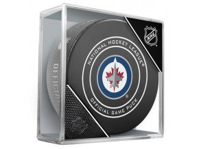 Puk Winnipeg Jets Official Game Puck