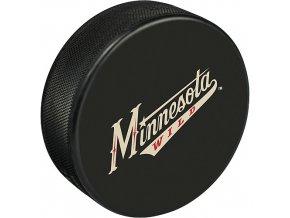 Puk - Minnesota Wild Third Logo