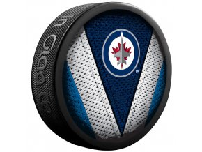 Puk - Stitch - Winnipeg Jets