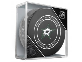 Puk Dallas Stars Official Game Puck
