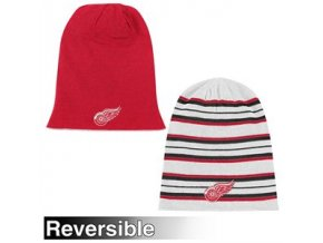 Reebok detroit red wings  Faceoff Long Reversible Knit Hat