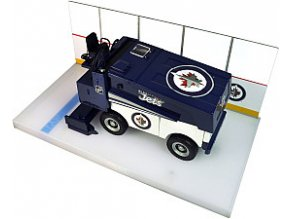 Rolba - 1:25 Scale Replica Zamboni - Winnipeg Jets