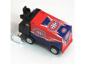 Rolba - 1:64 Die Cast - Montreal Canadiens - model - (Bílo modrá)