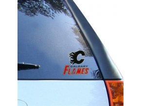 Samolepka - Calgary Flames