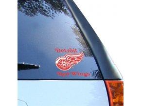 Samolepka - Detroit Red Wings