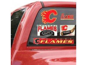 Samolepky - Calgary Flames