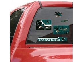 Samolepky - San Jose Sharks