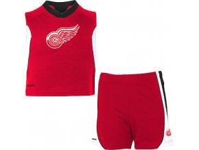 Souprava - Raglan Crew - Detroit Red Wings - dětská