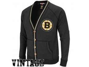 Svetr - Linesmen Cardigan - Boston Bruins