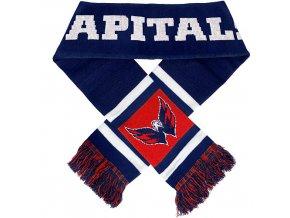 Šála - Team Stripe -Washington Capitals