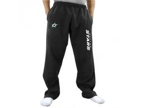 Tepláky Dallas Stars Two Hit Fleece Pants - černé