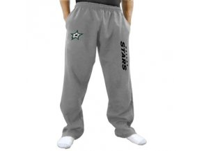 Tepláky Dallas Stars Two Hit Fleece Pants - šedé