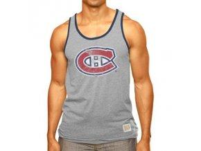 Tílko Montreal Canadiens Streaky Tri-Blend
