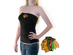 Top - Tube - Chicago Blackhawks - černý