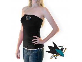 Top - Tube - San Jose Sharks