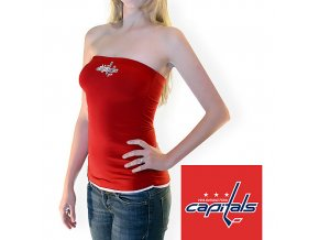 Top - Tube - Washington Capitals