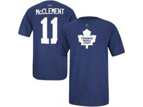Tričko - #11 - Jay McClement - Toronto Maple Leafs
