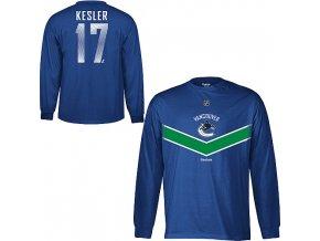 "Tričko - #17 - Ryan Kesler - Vancouver Canucks - ""Howitzer"""