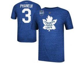 Tričko - #3 - Dion Phaneuf - Toronto Maple Leafs- winter classic