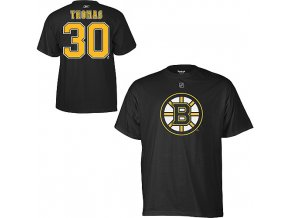 Tričko - #30 - Tim Thomas - Boston Bruins
