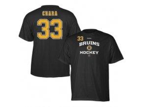 Tričko - #33 - Zdeno Chara Center Ice - Boston Bruins