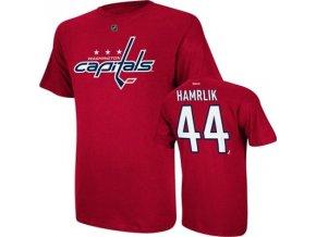 Tričko - #44 - Roman Hamrlík  - Washington Capitals