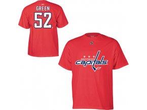Tričko - #52 - Mike Green - Washington Capitals - dětské