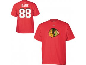 Tričko - #88 - Patrick Kane - Chicago Blackhawks