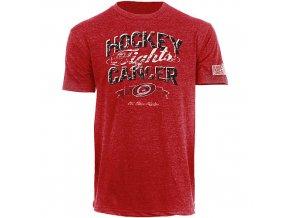 Tričko - 2011 NHL Hockey Fights Cancer - Carolina Hurricanes