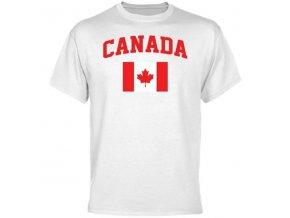 Tričko - Canada Flag